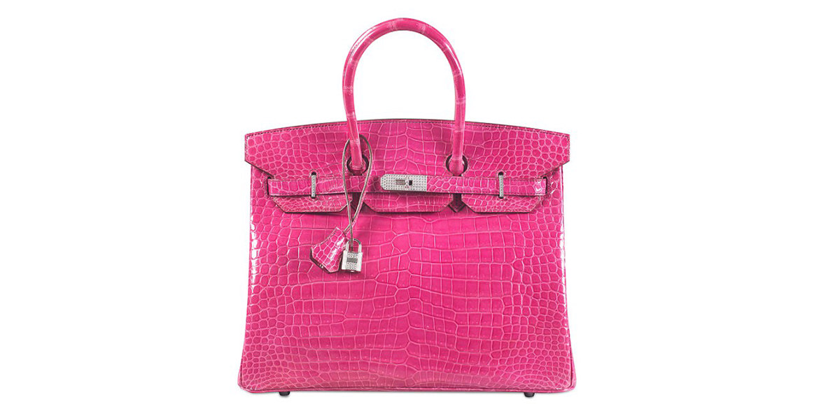 The Queen of All Bags: Hermes Birkin